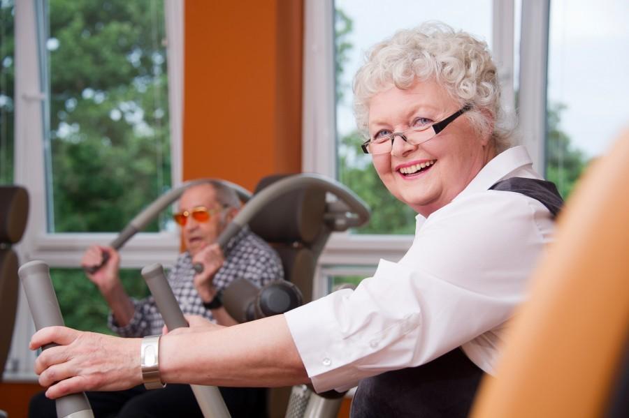 Älter werden und sich doch fit fühlen