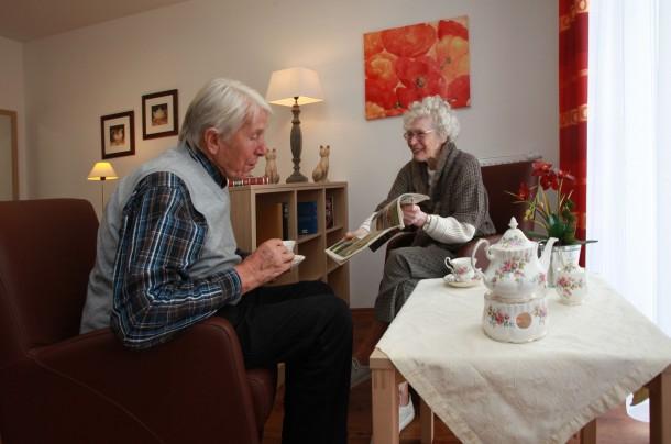 Pflegebedürftigkeit –das Aus für die Liebe?