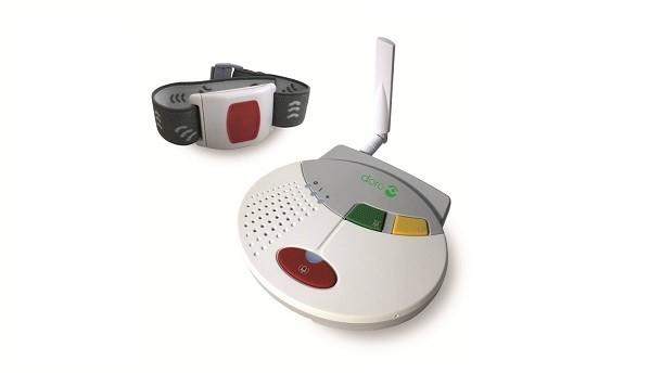 Digitaler Hausnotruf ganz smart