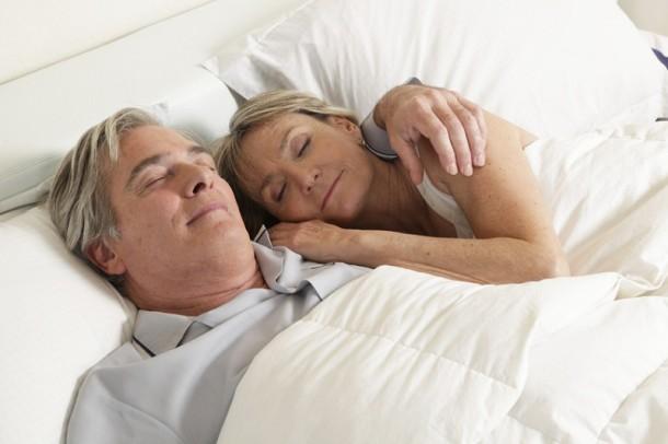 Nächtliche Therapie – Guter Schlaf ist Medizin