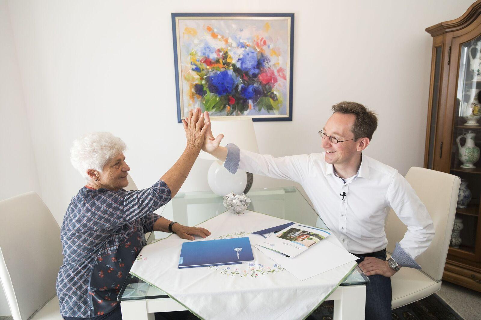 Boom der Immobilienpreise: So profitieren Senioren ohne auszuziehen