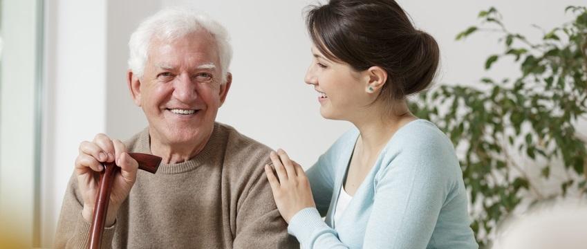 Entlastung für pflegende Angehörige