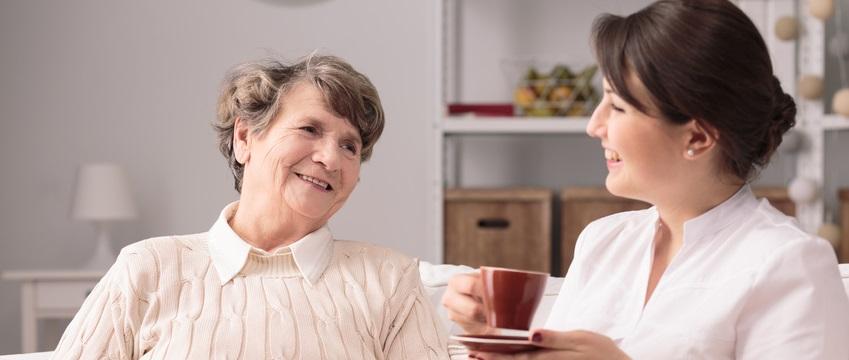 Für mehr Eigenverantwortung in der Pflege
