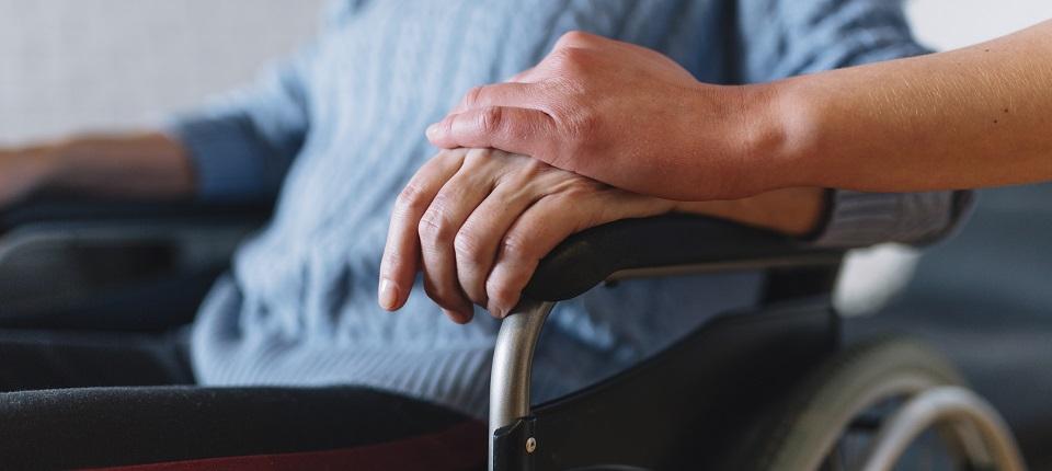 Durch Parkinson zum Pflegefall