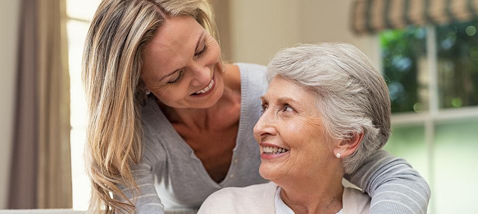 Tipps für die Pflege von Angehörigen